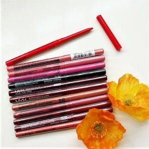 NYX Professional Makeup Retractable Lip Liner-Bí mật đằng sau bờ môi quyễn rũ