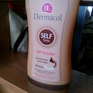 """Dermacol Self Tan Lotion cân bằng độ PH cho da, mùa hè không còn """"ám ảnh"""" làn da bạn"""