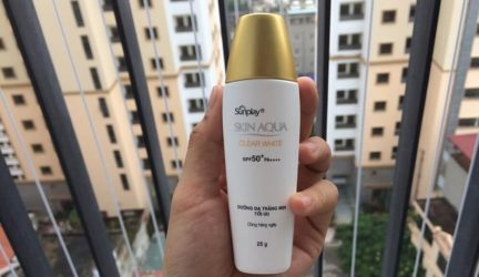 Sự thật thì kem chống nắng Sunplay Skin Aqua có tốt không?
