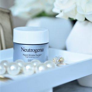 """Chống lão hóa """"thần tốc"""" trong 7 ngày với Neutrogena Rapid Wrinkle Repair Regenerating"""