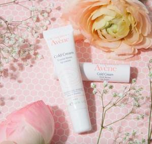 Kem dưỡng môi Avene Cold Cream Lip Cream – Vị cứu tinh cho đôi môi khô của bạn