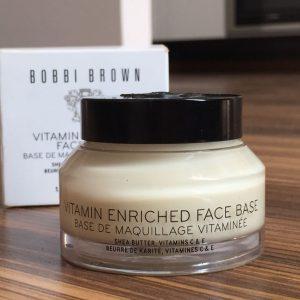 Kem lót Bobbi Brown dưỡng da Vitamin Enriched Face Base, liệu có như lời quảng cáo?