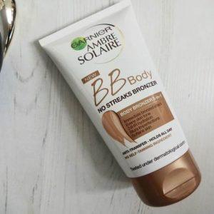 """Kem dưỡng Ganier BB Body Wash-Off Bronzer hiệu quả skincare làn da """"thanh xuân"""""""