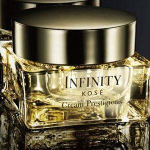 Kem dưỡng da đa năng Kose Infinity Cream Prestiguos – gã phù thủy đơn độc