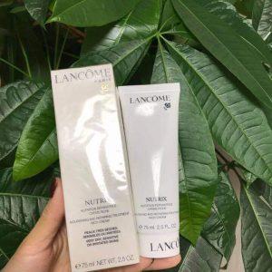 Kem dưỡng ban ngày Lancôme Nutrix Day Cream- Giải pháp cho những cô nàng da khô