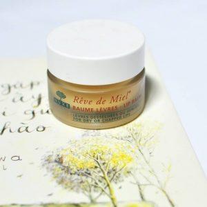 Son dưỡng môi NUXE Rêve de Miel® Ultra-Nourishing Lip Balm: quên đôi môi khô khốc đi!