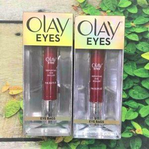 Olay Eyes Depuffing Eye Roller  – con lăn chống thâm quầng dành cho bọng dưới mắt.