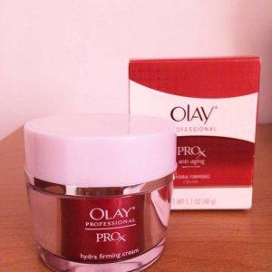Kem dưỡng da Olay Prox By Hydra Firming Anti Aging Cream Face Moisturizer – Bí quyết của phái đẹp