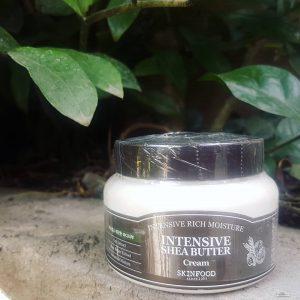 Siêu dưỡng ẩm – cứu cánh của mọi làn da khô Skinfood Intensive Shea Butter Cream