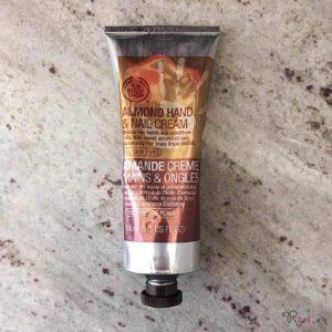 Kem dưỡng The Body Shop nuôi dưỡng tay Almond Hand and Nail Cream, đôi tay trở nên mềm mịn trông thấy!