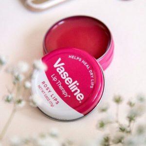 [REVIEW] Sáp dưỡng môi LIP THERAPY® ROSY LIPS TIN