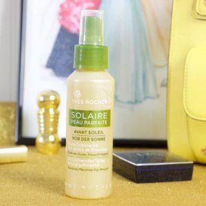Yves Rocher Body Beautifying Mist – Tan Activator bí quyết bảo vệ và phục hồi làn da từ châu Âu