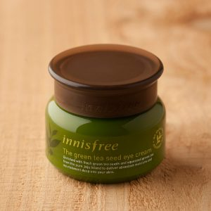 Kem mắt trà xanh Innisfree the green tea seed eye cream