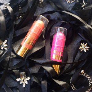 Làn da nào thích hợp với má hồng dạng kem hoặc stick? Review L.A Girl Velvet Contour Stick Blush