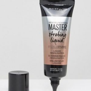 [Review] Kem tạo khối Maybelline Facestudio Master Strobing Liquid Illumiating Highlight
