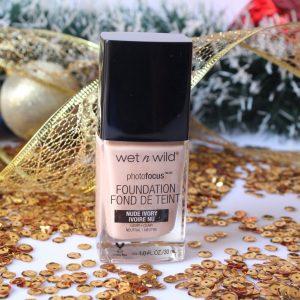 Kem nền Wet N Wild makeup Photo Focus Foundation – không mua hơi phí!