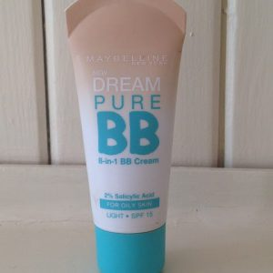 [Review] Kem nền Maybelline DREAM PURE BB