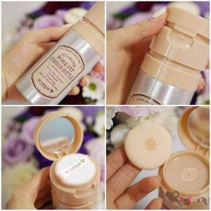 [REVIEW] SKINFOOD Make Up PORE FIT CUSHION BOTTLE SPF50+ PA+++