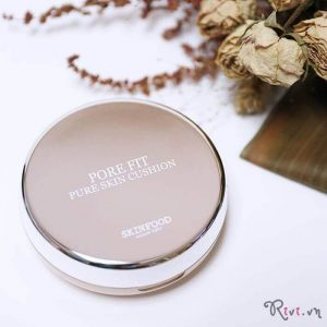 [REVIEW] SKINFOOD PORE FIT PURE SKIN CUSHION SPF50+ PA+++
