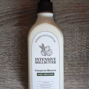 Tại sao không dưỡng ẩm body với kem tắm Skinfood Intensive Shea Butter Cream in Shower?