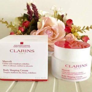Hiệu quả bất ngờ từ kem tan mỡ bụng Clarins Body Shaping Cream
