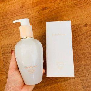 KHÔNG CẦN TẨY DA CHẾT, hãy dùng sữa tắm trắng da cao cấp Sulwhasoo Body Wash White Breath