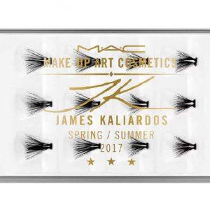 Biến hóa linh hoạt với Lông mi giả M.A.C 50 Small Cluster Lash / James Kaliardos
