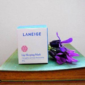Mặt nạ môi Laneige dưỡng ẩm Lip Sleeping Mask – nâng niu đôi môi của bạn