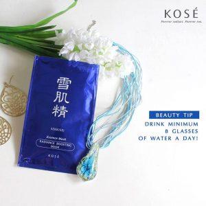 Mặt nạ dưỡng trắng da Kosé Sekkisei Essence Mask – tự tin cho làn da sáng khỏe