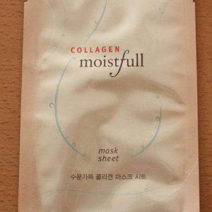 Mặt nạ ETUDE HOUSE Moistfull Collagen Mask Sheet sự lựa chọn lý tưởng cho mùa hè năm nay .