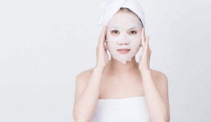 Cách dùng mặt nạ giấy khô !