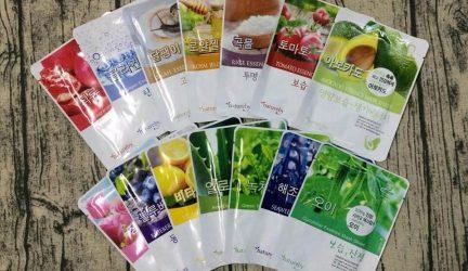 Mặt nạ giấy Hàn Quốc nào tốt  cho cách dưỡng da tại nhà