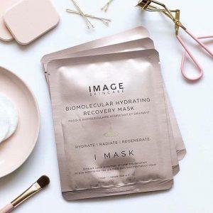 Mặt nạ Image Skincare phục hồi Biomolecular Anti-Aging Radiance Mask, làm thế nào để làn da được dưỡng ẩm?