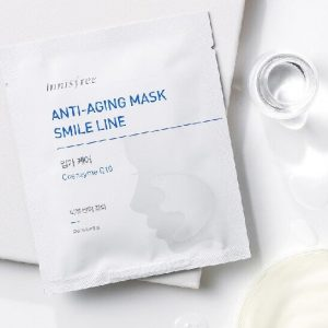 [REVIEW] Mặt nạ Anti-aging mask smile line