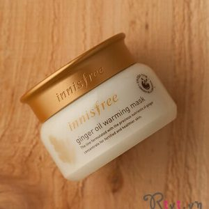 [REVIEW] mặt nạ Ginger oil warming mask 80g