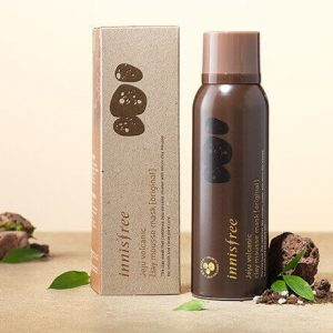 [REVIEW] Mặt nạ Jeju Volcanic Pore Clay Mousse Mask