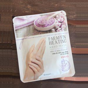 Mặt nạ chăm sóc tay Missha Paraffin Heating Hand Mask