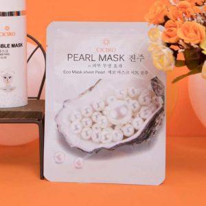 Ciciro pearl mask – mặt nạ tinh chất ngọc trai cho làn da tươi sáng