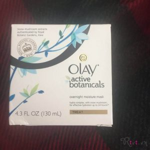 Mặt nạ ngủ Olay OLAY ACTIVE BOTANICALS OVERNIGHT MOISTURE MASK