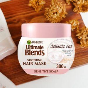 The Delicate Soother – Mặt nạ ủ cho tóc nhanh dài và chống khơ xơ