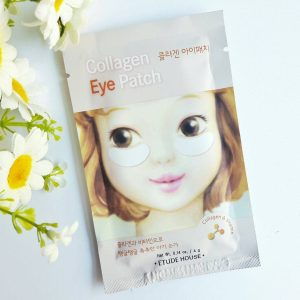 [Review] Miếng dán Collagen Eye Patch