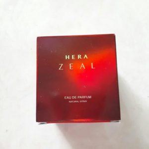 [Review] Nước hoa HERA ZEAL EAU DE PARFUM