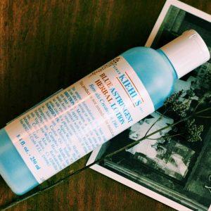 [Review] Nước hoa hồng se khít chân lông Kiehl's Blue Astringent Herbal Lotion