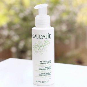 Nước tẩy trang Caudalie làm sạch Micellar Cleansing Water, chúng ta đang nói về chất tẩy rửa!