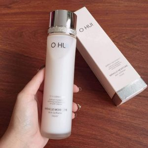 Ohui Miracle Moisture Skin Softener Moist / Fresh Bước Skincare Tốt Nhất Cho Da