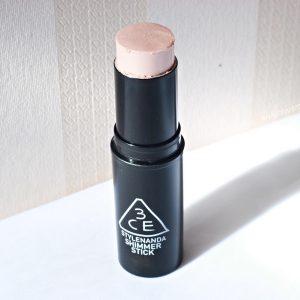 3CE Shimmer Stick – Một trong sản phẩm thành công của 3CE!