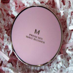 Bạn có muốn biết thêm thông tin về em phấn má hồng Prism Mix Wave Blusher no.1 Glam Pink không nè !