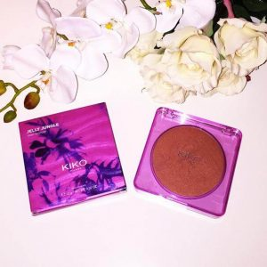 Make up mùa hè rực rỡ cùng  Kiko Jelly Jungle Maxi Bronzer