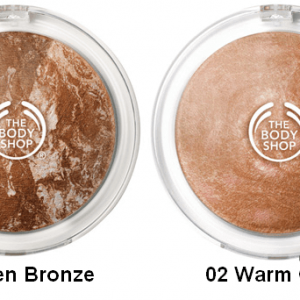 Phấn má hồng The Body Shop Baked-To-Last Bronzer