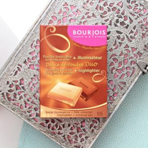 Boujois Delice De Poudre Bronzing Powder Sản phẩm 3 in 1 Bronzer + Contour + phấn mắt!!!